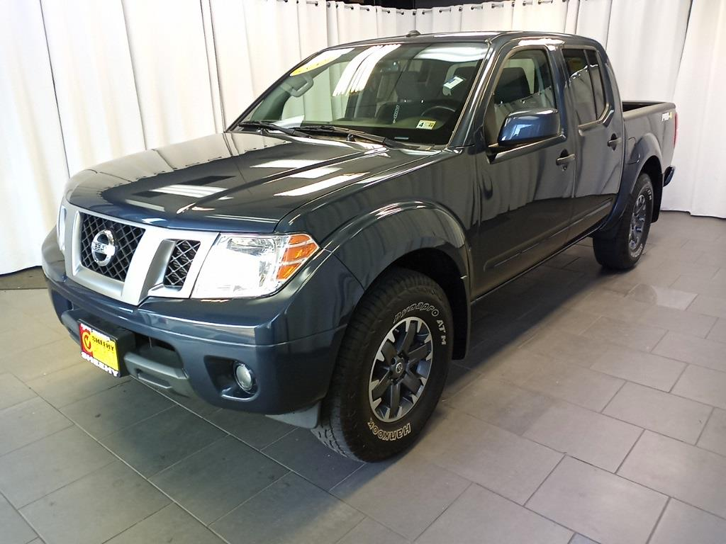2019 Nissan Frontier Crew Cab 4x4, Pickup #GER9457 - photo 4