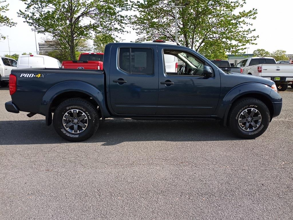 2019 Nissan Frontier Crew Cab 4x4, Pickup #GER9457 - photo 49