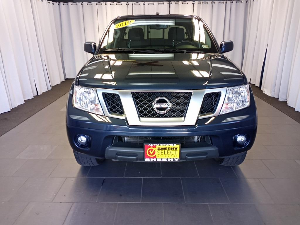 2019 Nissan Frontier Crew Cab 4x4, Pickup #GER9457 - photo 5