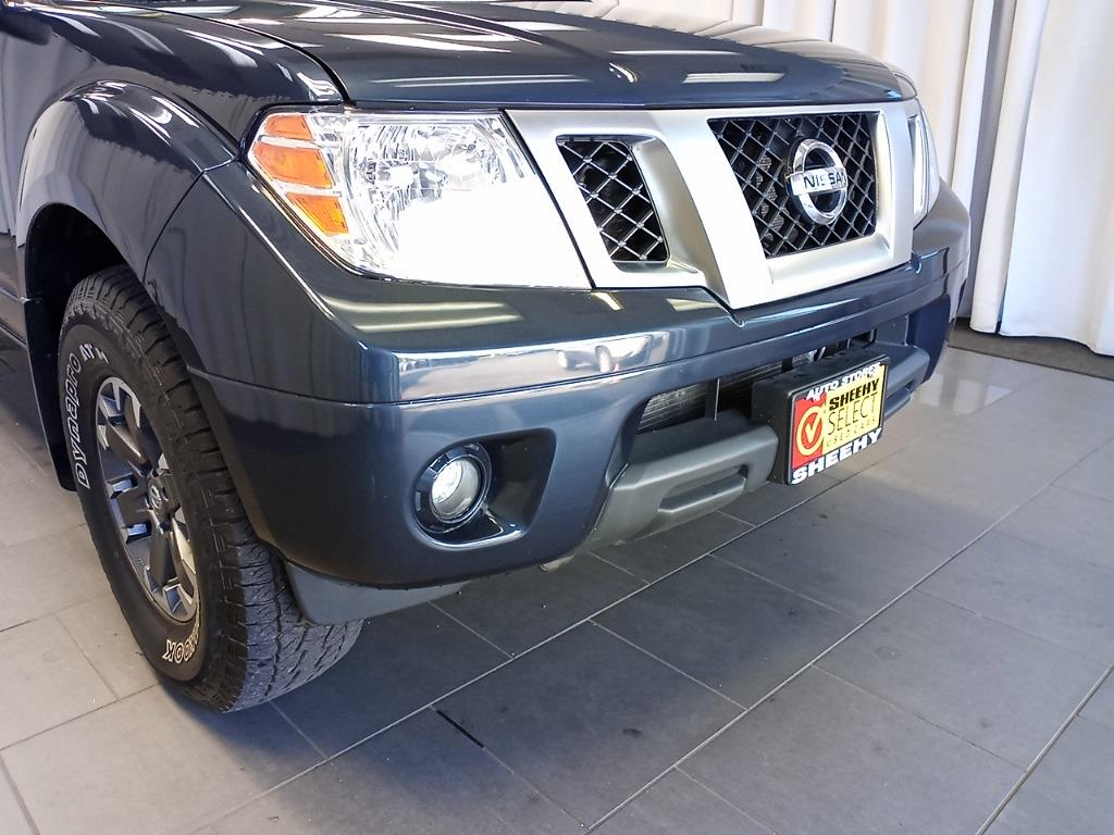2019 Nissan Frontier Crew Cab 4x4, Pickup #GER9457 - photo 7