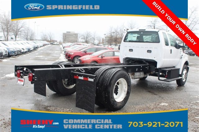 2019 F-750 Super Cab DRW 4x2,  Cab Chassis #GF01434 - photo 2