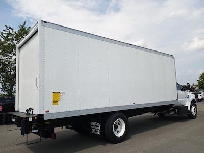 2022 F-650 Regular Cab DRW 4x2,  Dejana Truck & Utility Equipment DuraBox Dry Freight #GF01731 - photo 2