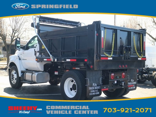 2018 F-650 Regular Cab DRW 4x2,  Godwin Manufacturing Co. Dump Body #GF02091 - photo 2