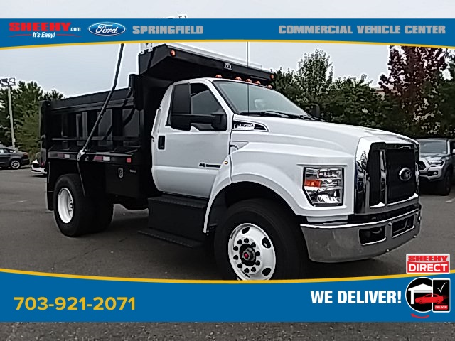 2021 Ford F-750 Regular Cab DRW 4x2, Cab Chassis #GF03262 - photo 1