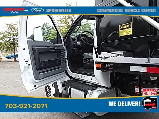 2021 Ford F-750 Regular Cab DRW 4x2, Godwin 300T Dump Body #GF03262 - photo 19