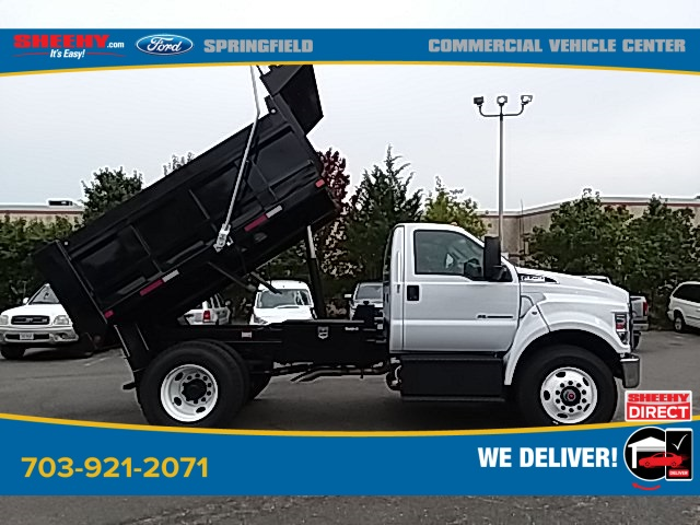 2021 Ford F-750 Regular Cab DRW 4x2, Godwin 300T Dump Body #GF03262 - photo 41