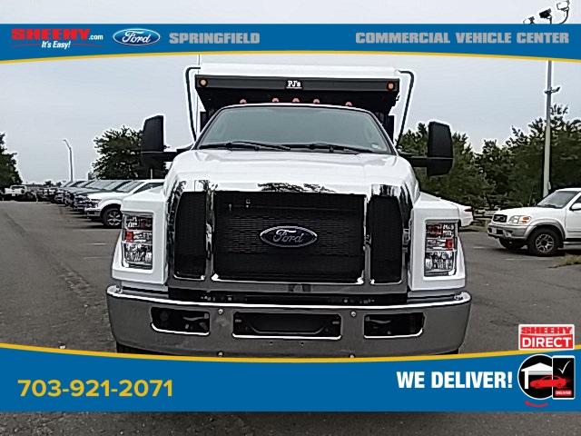 2021 Ford F-750 Regular Cab DRW 4x2, Godwin 300T Dump Body #GF03262 - photo 5