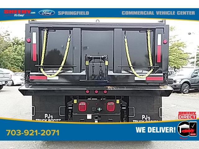 2021 Ford F-750 Regular Cab DRW 4x2, Godwin 300T Dump Body #GF03262 - photo 6