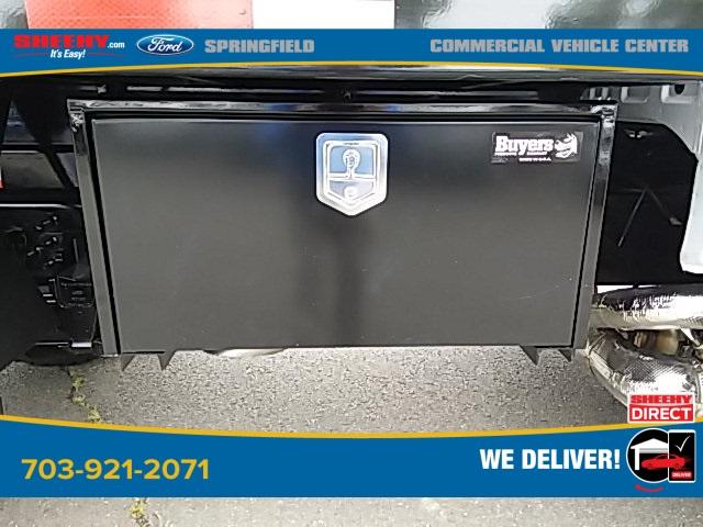 2021 Ford F-750 Regular Cab DRW 4x2, Godwin 300T Dump Body #GF03262 - photo 8
