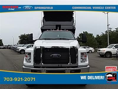 2021 Ford F-750 Regular Cab DRW 4x2, Godwin 300T Dump Body #GF03262 - photo 39
