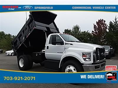 2021 Ford F-750 Regular Cab DRW 4x2, Godwin 300T Dump Body #GF03262 - photo 40