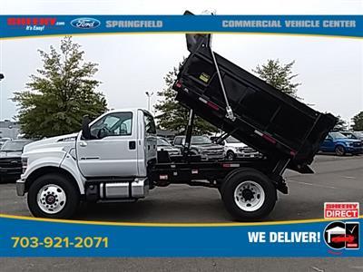 2021 Ford F-750 Regular Cab DRW 4x2, Godwin 300T Dump Body #GF03262 - photo 44