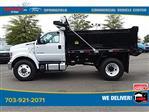 2021 Ford F-750 Regular Cab DRW 4x2, Godwin 300T Dump Body #GF03262 - photo 15