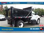 2021 Ford F-750 Regular Cab DRW 4x2, Godwin 300T Dump Body #GF03262 - photo 2