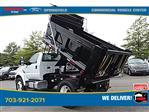 2021 Ford F-750 Regular Cab DRW 4x2, Godwin 300T Dump Body #GF03262 - photo 43