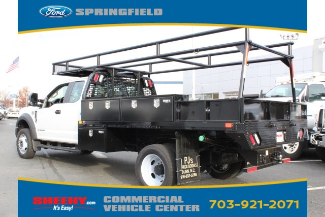 2019 F-450 Super Cab DRW 4x4,  PJ's Platform Body #GF03565 - photo 4