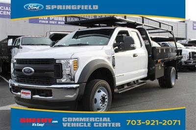2019 F-450 Super Cab DRW 4x4,  PJ's Platform Body #GF03565 - photo 3