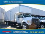 2019 F-750 Super Cab DRW 4x2,  Morgan Dry Freight #GF04488 - photo 1