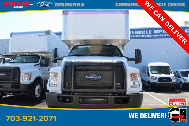2019 F-750 Super Cab DRW 4x2, Morgan Gold Star Dry Freight #GF04489 - photo 4
