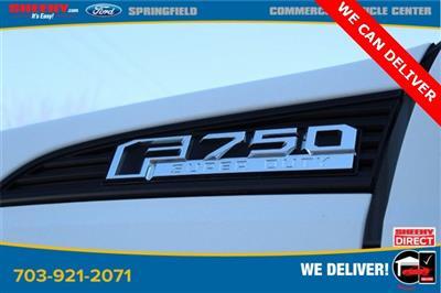 2019 F-750 Super Cab DRW 4x2, Morgan Gold Star Dry Freight #GF04489 - photo 14