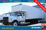 2019 F-750 Super Cab DRW 4x2,  Morgan Gold Star Dry Freight #GF04489 - photo 1