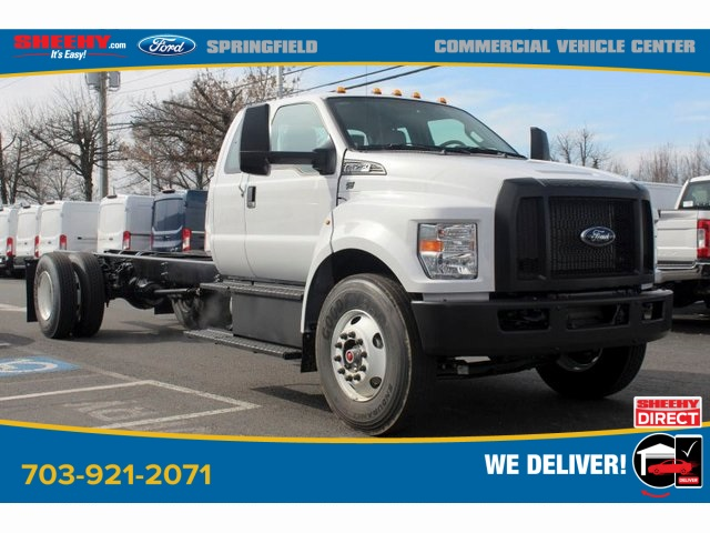 2019 F-750 Super Cab DRW 4x2, Cab Chassis #GF04662 - photo 1