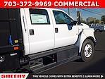 2022 F-650 Crew Cab DRW 4x2,  PJ's Truck Bodies Landscape Dump #GF04919 - photo 23
