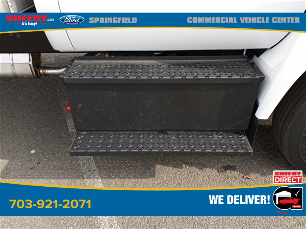 2021 Ford F-650 Regular Cab DRW 4x2, Morgan Gold Star Dry Freight #GF05448 - photo 15
