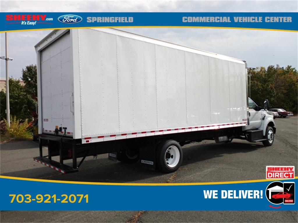 2021 Ford F-650 Regular Cab DRW 4x2, Morgan Gold Star Dry Freight #GF05448 - photo 2
