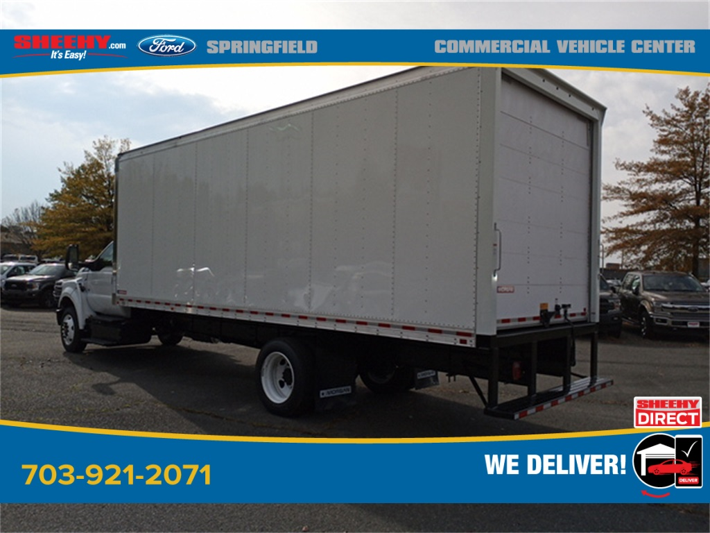 2021 Ford F-650 Regular Cab DRW 4x2, Morgan Gold Star Dry Freight #GF05448 - photo 3