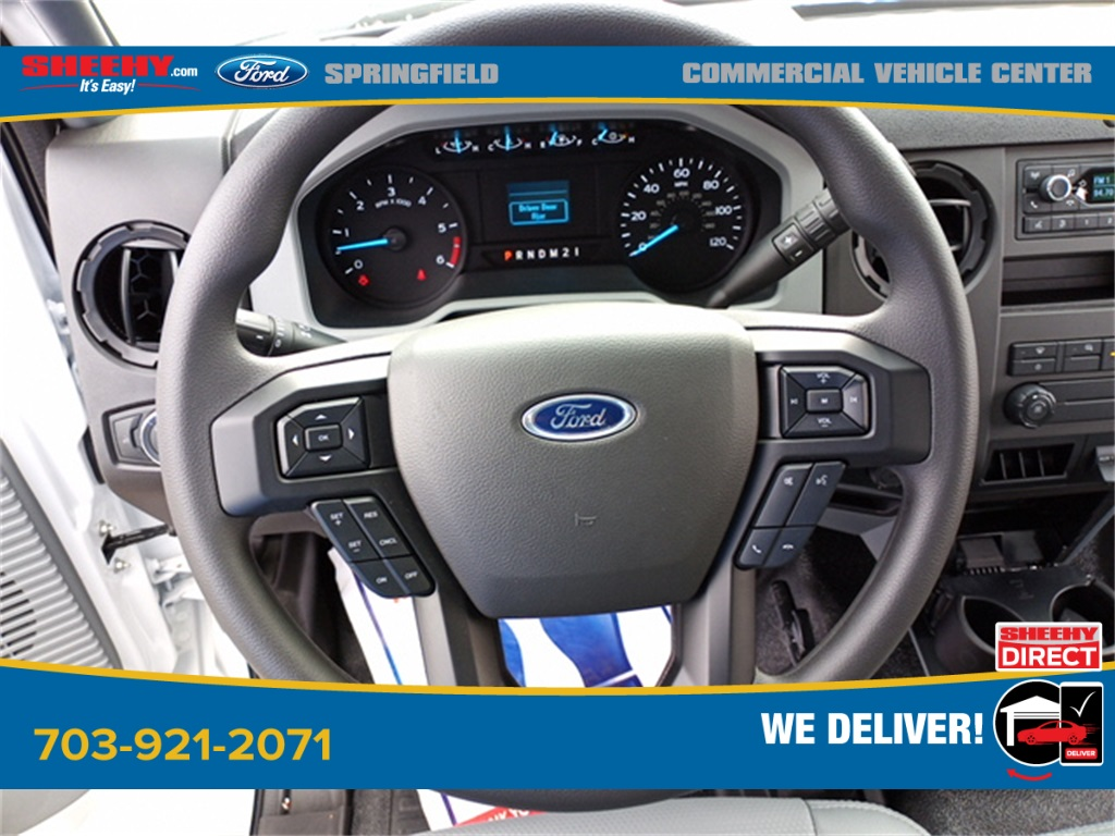 2021 Ford F-650 Regular Cab DRW 4x2, Morgan Gold Star Dry Freight #GF05448 - photo 30