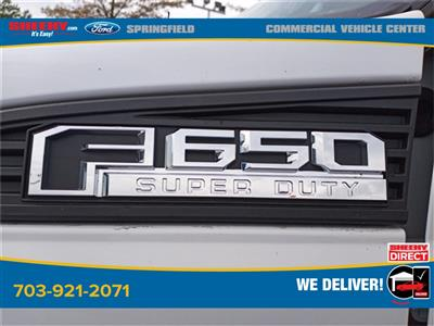 2021 Ford F-650 Regular Cab DRW 4x2, Morgan Gold Star Dry Freight #GF05448 - photo 39