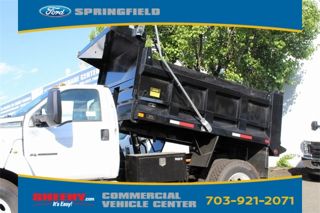 2019 F-650 Regular Cab DRW 4x2,  Godwin 300T Dump Body #GF06196 - photo 6