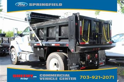 2019 F-650 Regular Cab DRW 4x2,  Godwin 300T Dump Body #GF06196 - photo 2