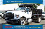 2019 F-650 Regular Cab DRW 4x2,  Godwin 300T Dump Body #GF06196 - photo 1