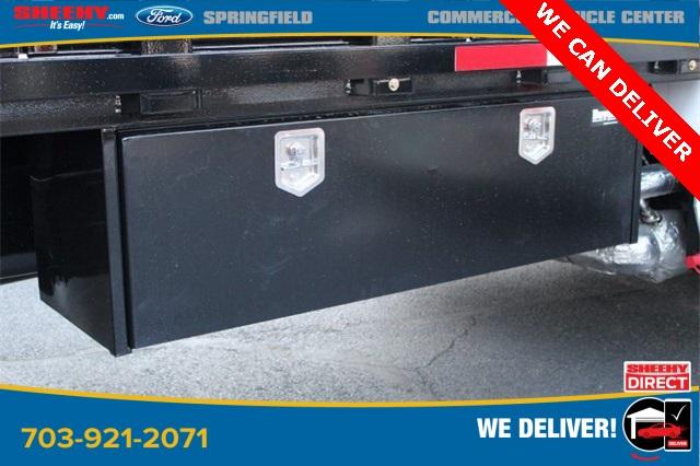 2019 F-750 Regular Cab DRW 4x2,  PJ's Stake Bed #GF06220 - photo 8