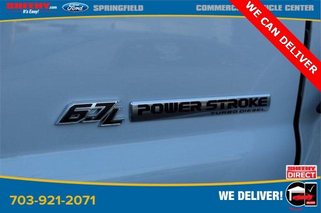 2019 F-750 Regular Cab DRW 4x2,  PJ's Stake Bed #GF06220 - photo 9