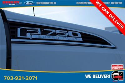2019 F-750 Regular Cab DRW 4x2,  PJ's Stake Bed #GF06220 - photo 10