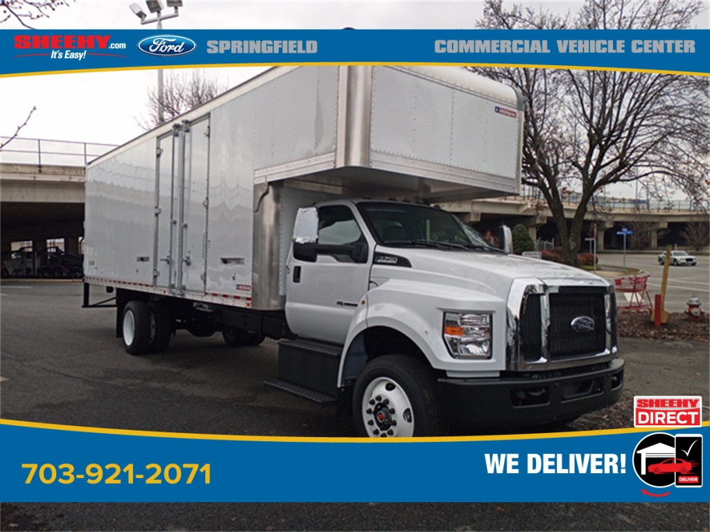 2021 Ford F-750 Regular Cab DRW 4x2, Morgan Dry Freight #GF06356 - photo 1