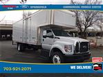 2021 Ford F-750 Regular Cab DRW 4x2, Morgan Gold Star Dry Freight #GF06356 - photo 1