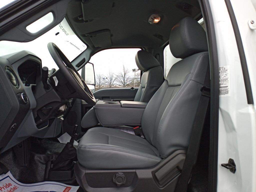 2021 Ford F-650 Regular Cab DRW 4x2, Morgan Dry Freight #GF06758 - photo 22