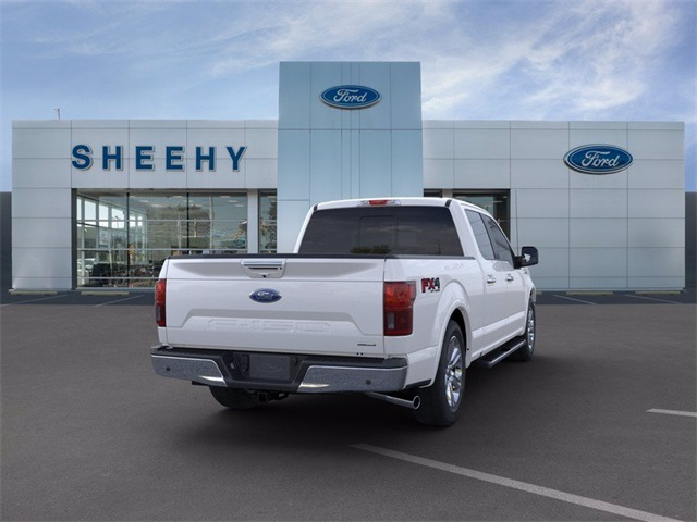 2020 Ford F-150 SuperCrew Cab 4x4, Pickup #GF07903 - photo 1