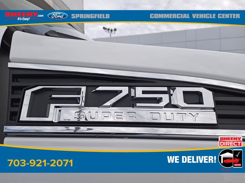 2021 Ford F-750 Regular Cab DRW 4x2, Dejana DuraBox Dry Freight #GF08509 - photo 21