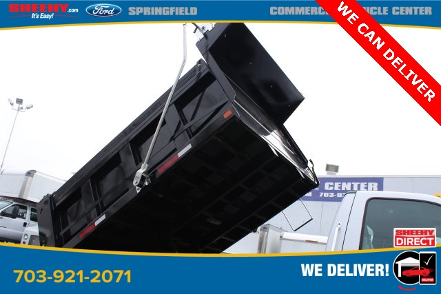 2019 Ford F-650 Regular Cab DRW 4x2, Godwin 300U Dump Body #GF15176 - photo 5