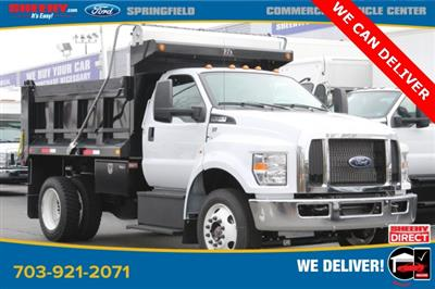 2019 Ford F-650 Regular Cab DRW 4x2, Godwin 300U Dump Body #GF15176 - photo 3