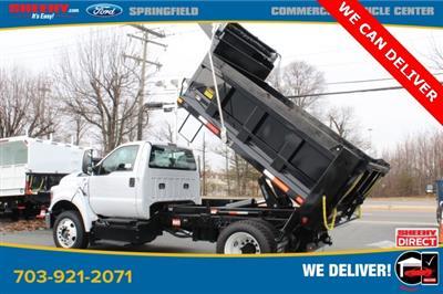 2019 F-650 Regular Cab DRW 4x2, Godwin 300U Dump Body #GF15176 - photo 2