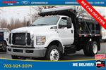 2019 Ford F-650 Regular Cab DRW 4x2, Godwin 300U Dump Body #GF15176 - photo 1