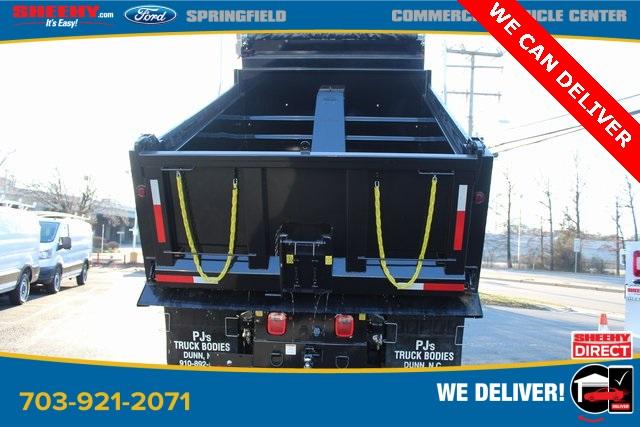 2019 F-750 Regular Cab DRW 4x2, Godwin 300T Dump Body #GF15182 - photo 7