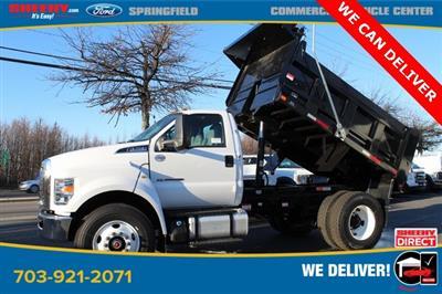 2019 F-750 Regular Cab DRW 4x2, Godwin 300T Dump Body #GF15182 - photo 5