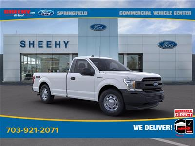 2020 Ford F-150 Regular Cab 4x4, Pickup #GF24805 - photo 1